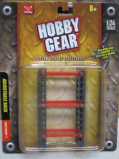 17021 Hobby Gear 1/24 Adjustable Shelving Rack Great 4 Dioramas & G Scale Trains