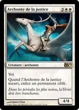 MTG Magic M12 FOIL - Archon of Justice/Archonte de la justice, French/VF