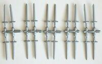 BRITAINS DEETAIL 1971 - Original Short Sword x20 on Sprue x5