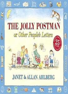 The Jolly Postman-Allan Ahlberg, Janet Ahlberg