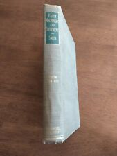 Farm Machinery and Equipment by Harris Pearson Smith 5th Edition Book 1964