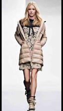 TWIN-SET by SIMONA BARBIERI BLACK WITH BEIGE LACE DRESS SIZE L UK 12/14 US 8/10