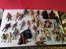 More details for star wars mixed collectable figure bundle 1900's upwards