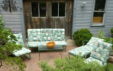 Russell Woodard Patio Set - Possible Free Delivery - Classic Wrought Iron Mcm