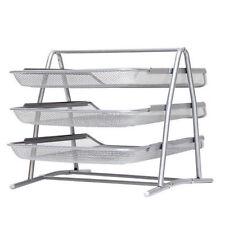 Soluciones de almacenamiento sin marca color principal plata para el hogar