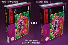 GHOUL PATROL - Super Nintendo SNES EUR - Universal Game Case (UGC)