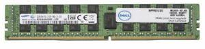 Dell PR5D1 32GB DDR4 PC4-2133P 2RX4 Memory SNPPR5D1C/32G 370-ABVW