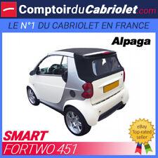 Capote Smart ForTwo 451 cabriolet en - Alpaga Sonnenland A+