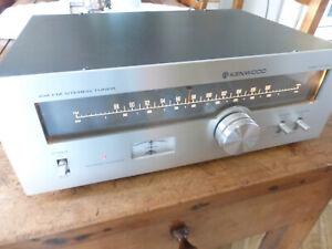 tuner KENWOOD KT 5300 stereo hifi vintage