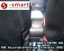 S-SMART:SMART FORTWO Adjustable+Storage Armrests for 450 600cc 700cc (RHD)