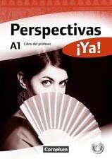 Perspectivas ¡Ya! - Aktuelle Ausgabe / A1 - Libro del profesor mit Toolbox-CD-ROM von Martin B. Fischer (2012, Taschenbuch)