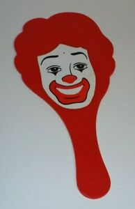 Vintage McDonald's 2 Paddles and Ball Game