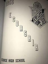 Ecorse High School Yearbook 1956 Michigan
