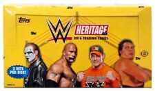 WWE Wrestling 2016 WWE Heritage Trading Card HOBBY Box [24 Packs]