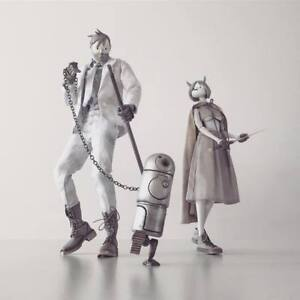 ThreeA 3A Toys 1/6 Scale Exiles and Devils Ascened Set Bambaland Edition Figure