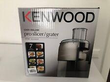 Kenwood Chef pro slicer /Zerkleinerer - AT340 - OVP