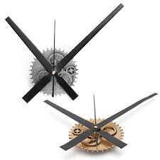 S6 Vendimia DIY Mecanismo Reloj de pared grande Decoracion de Sala de estar de c