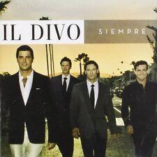 Il divo siempre (Nights In White Satin, Caruso) 2006 SONY BMG CD Album