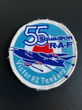 More details for raf 55 squadron victor k2 tankers patch. early 1980s original not reproduction !