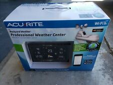 Brand NEW AcuRite Pro Wireless Weather 5-in-1 Station 01538