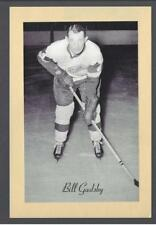 1944-63 Beehive Group II Detroit Red Wings Hockey Photos #167 Bill Gadsby