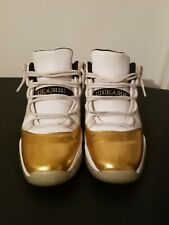 Air Jordan 11 Xi Retro Low Closing Ceremony 528896-103 Size 6.5Y
