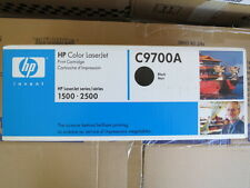 Toner HP Originale C9700A (HP LaserJet Serie 1500 / 2500 Colore Nero)