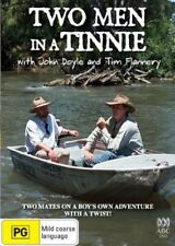 Two Men In a Tinnie DVD - NEW & Sealed ABC Series R4 AUS John Doyle Tim Flannery