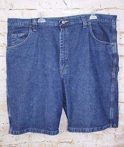 Wrangler Men's 42 Carpenter Denim Jean Shorts