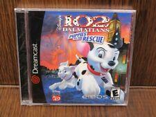 Video Game Sega Dreamcast Disneys 102 Dalmatians Puppies To The Rescue NEW