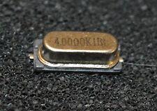 4 X 4.000MHz  Crystal SMT  NC49S  4MHz  (L3308)