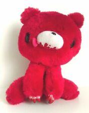 "Gloomy Bear Red Naughty Grizzly Chax GP Chack Doll JAPAN TAITO 9"" CGP-172  Rare"