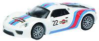 Schuco edición 1:87 452628200 Porsche 918 syder MARTINI #22 NUEVO