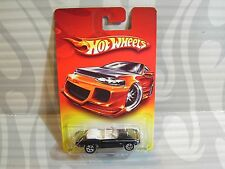 2007 HOT WHEELS red card = `69 CAMARO  = BLACK  5sp