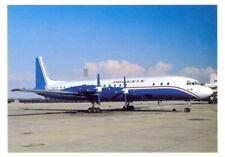 PHOENIX Iljushin IL-18  Postcard