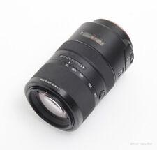 Sony G-Series 70-300mm f4.5-5.6 SSM G Lens –Mint- (131a-26)