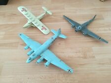 Flugzeug Modelle Konvolut WW2. Luftwaffe Dornier Junker Bomber Air Craft Plaine