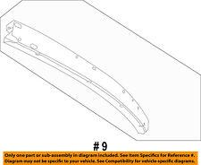 CHRYSLER OEM Rear Bumper-Impact Reinforcement Bar Rebar 5113097AB