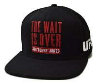 "Ultimate Fighting Championship Reebok Jon ""Bones"" Jones UFC MMA Snapback Hat"