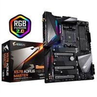 Gigabyte X570 AORUS MASTER Motherboard AMD Ryzen AM4 Max.128GB ATX Retail