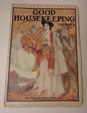 Good Housekeeping, October 1905, loaded with great ads & articles!