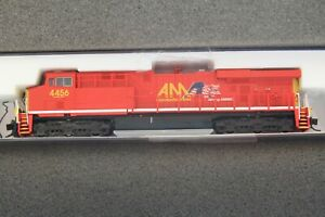 N Fox Valley Models 70115 GE ES B Allegheny Midland Locomotive #4456 NIB