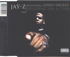 Jay-Z Featuring Gwen Dickey - Wishing On A Star - CD Single CD1