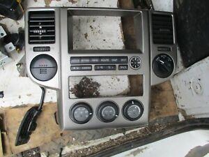 nissan xtrail dash vents centre console T30 04-07