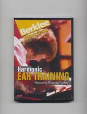 Harmonic Ear Training *New* Dvd - Berklee