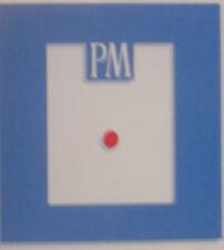 "BOITE D'ALLUMETTES "" PM ( Philip Morris ) "" 1998"