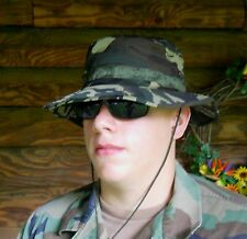 Fishing, Hunting, US Army Woodland Cammo, Boonie Hat, Jungle, Type II