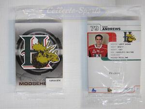 2009-10 Halifax Mooseheads Team Set