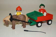 Playmobil 3583 Pony ranch farm Granja Kids Niños Completo