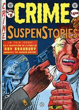 EC Classics #8: Crime SuspenStories-Reed Crandall, Johnny Craig, Will Elder